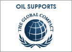 OIL Supports The Global Compact